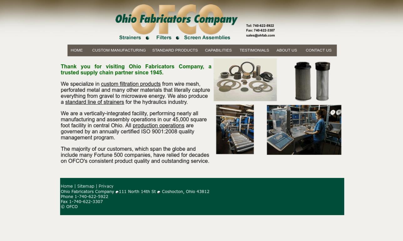 More Perforated Metal Manufacturer Listings